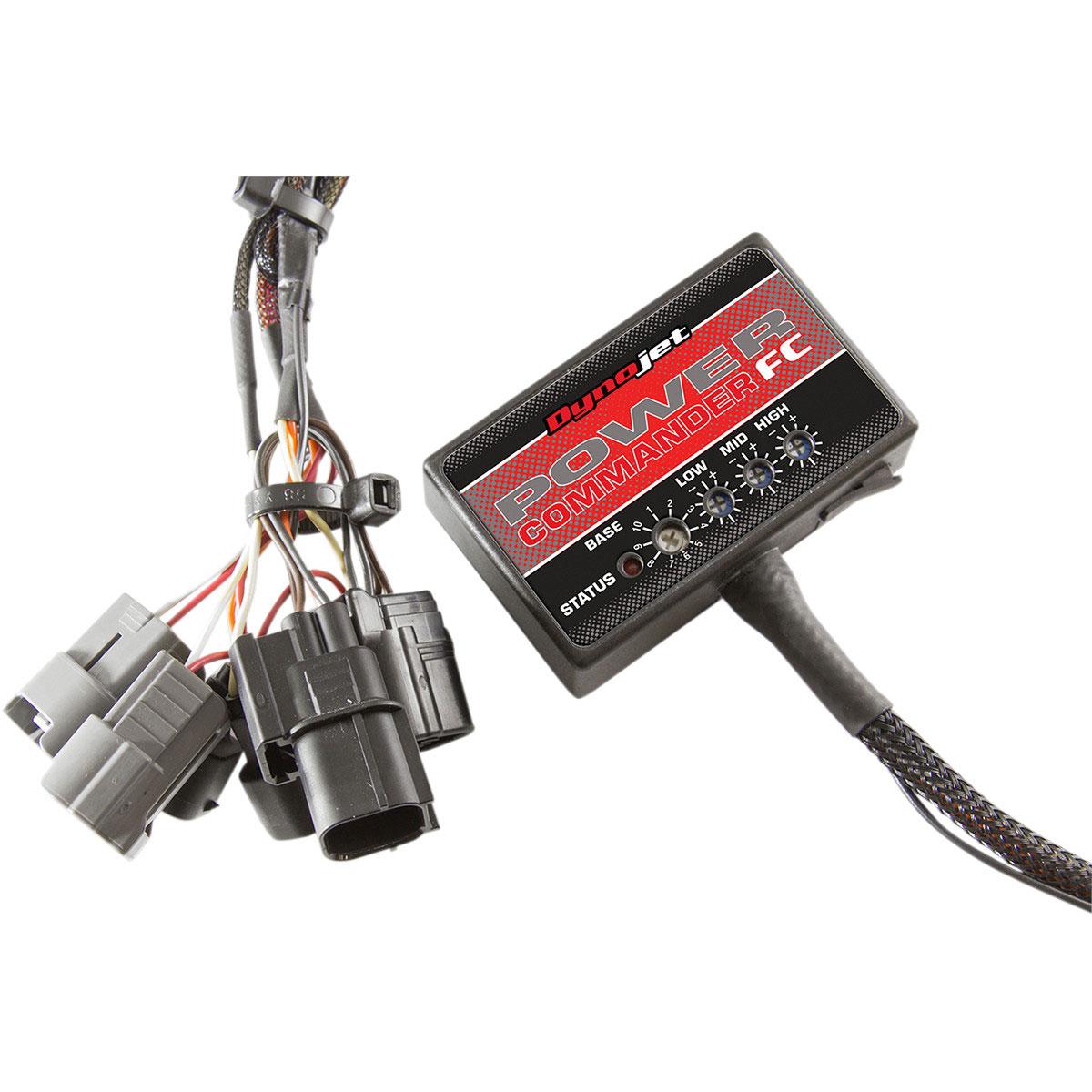 Dynojet Power Commander Fc Fuel Controller Honda Vfr 1200 Vanguard Wiring Harness Motorsport