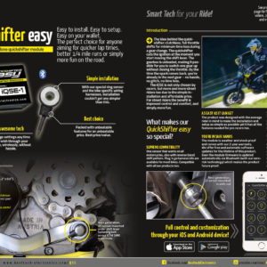 Yamaha MT07   MT-07 All Years HM Quickshifter Plus SS Free